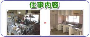 町の小さな便利屋さん・町の小さな便利屋さん(福岡)のお仕事の流れは?